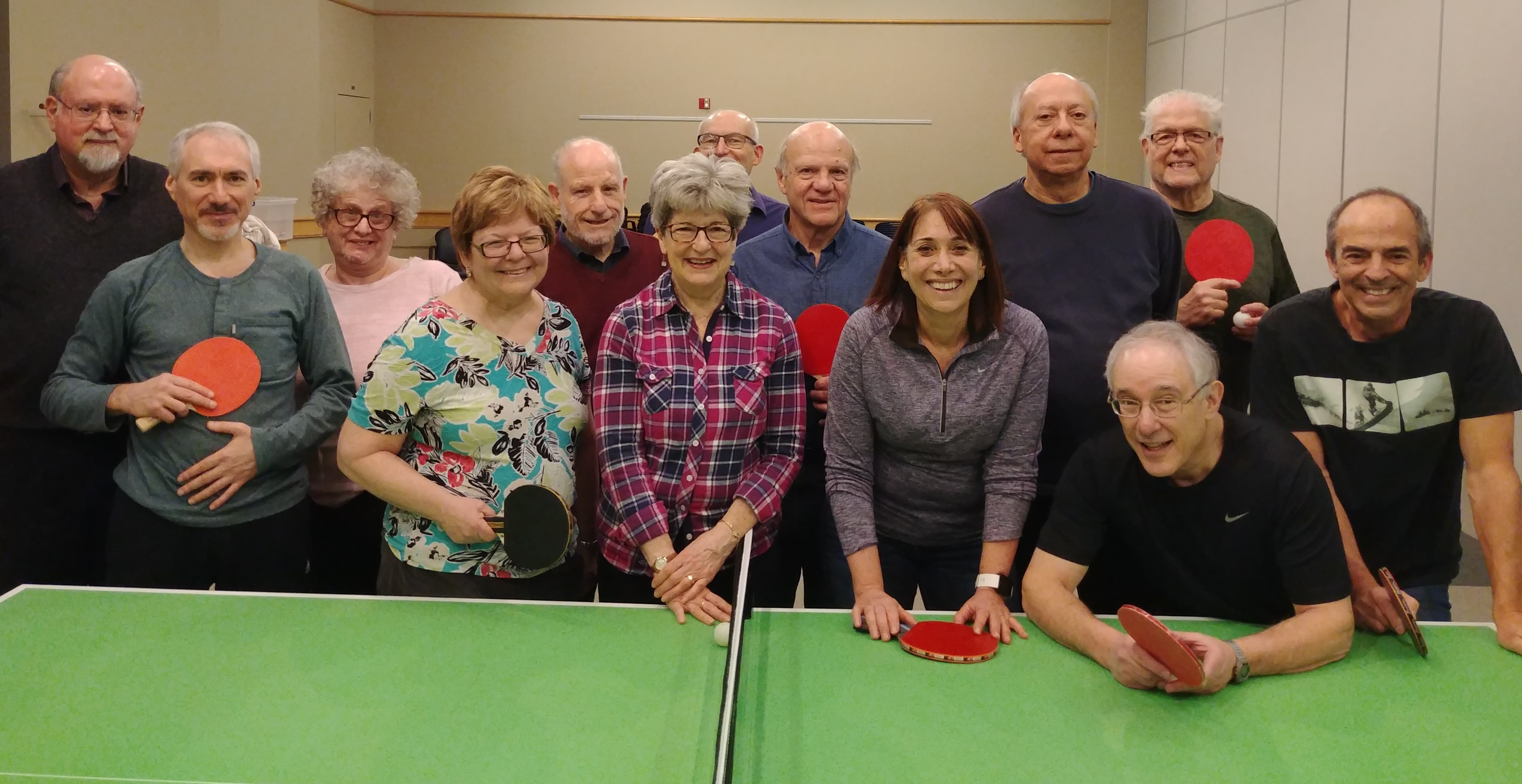 AJA 50+ Members participate in a wide variety of programs.